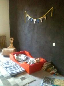 Louis' room