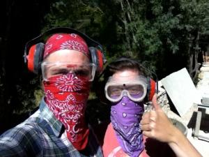 Miranda and Matt