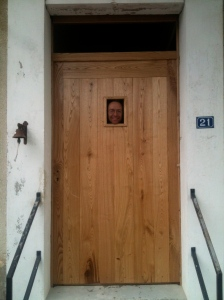 The finest door in Coustouge!